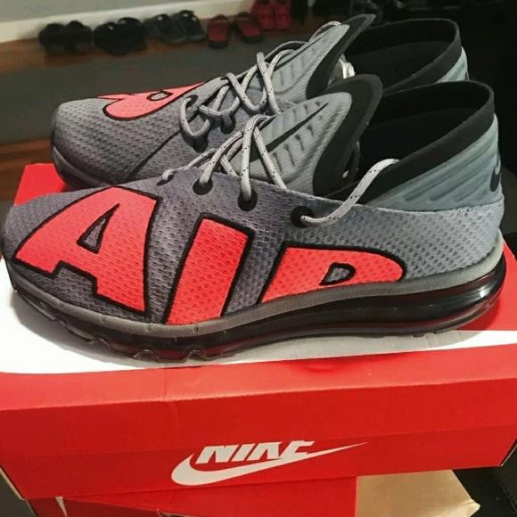 best cheap b5f2d e2dab Nike Air Max Flair (gym red)